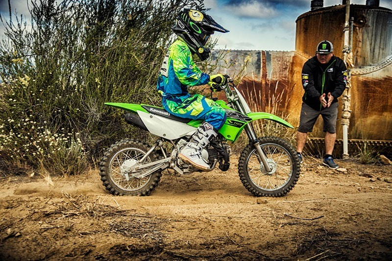 2019 Kawasaki KLX 110 in Santa Clara, California - Photo 7