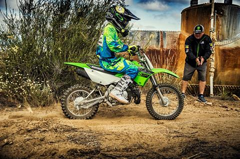 2019 Kawasaki KLX 110 in Colorado Springs, Colorado