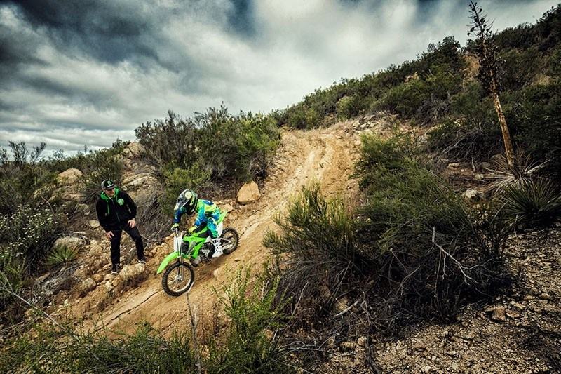 2019 Kawasaki KLX 110 in Santa Clara, California - Photo 10