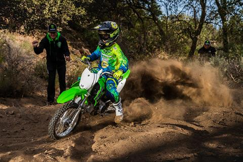 2019 Kawasaki KLX 110 in San Jose, California - Photo 12
