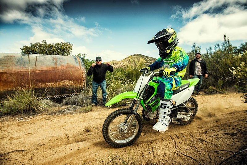 2019 Kawasaki KLX 110 in Oakdale, New York