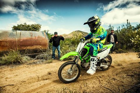2019 Kawasaki KLX 110 in Sacramento, California