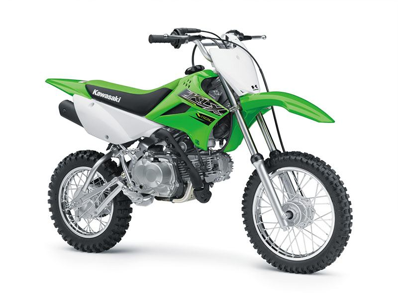 2019 Kawasaki KLX 110L in Orange, California - Photo 3