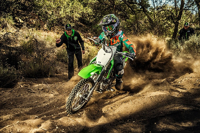 2019 Kawasaki KLX 140 in Santa Clara, California - Photo 4