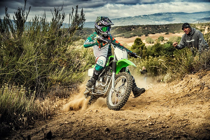 2019 Kawasaki KLX 140 in Moses Lake, Washington