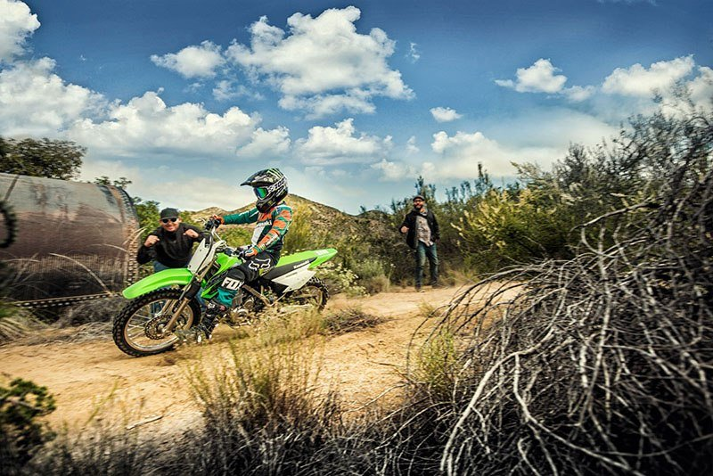 2019 Kawasaki KLX 140 in Kirksville, Missouri - Photo 8