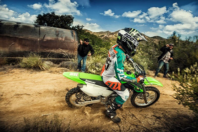 2019 Kawasaki KLX 140 in Santa Clara, California - Photo 9