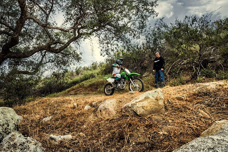 2019 Kawasaki KLX 140 in Hollister, California