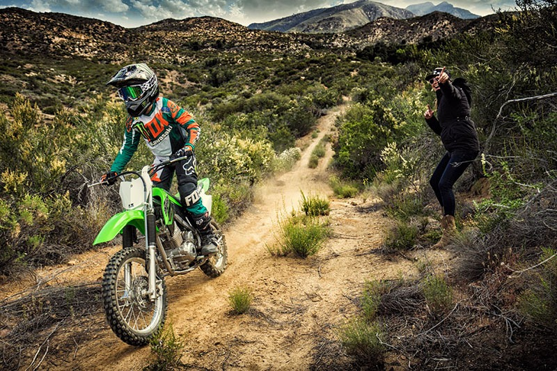 2019 Kawasaki KLX 140 in Redding, California