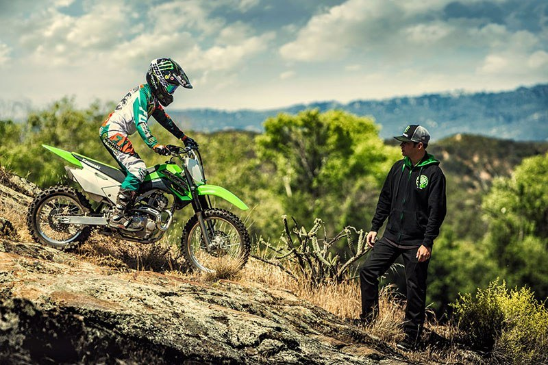 2019 Kawasaki KLX 140 in Bellevue, Washington - Photo 13