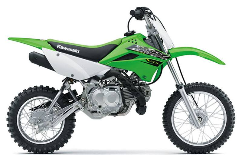 2019 Kawasaki KLX 110L in Freeport, Illinois