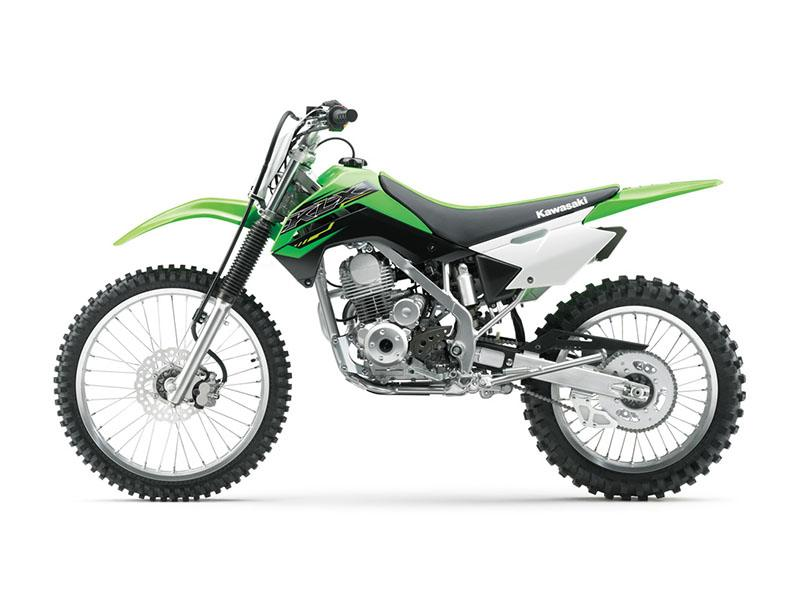 2019 Kawasaki KLX 140G in Ukiah, California