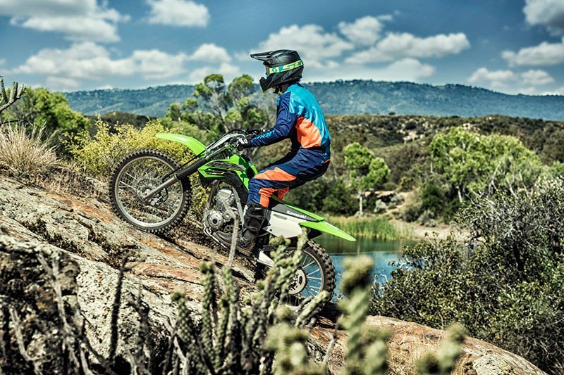2019 Kawasaki KLX 140G in Goleta, California