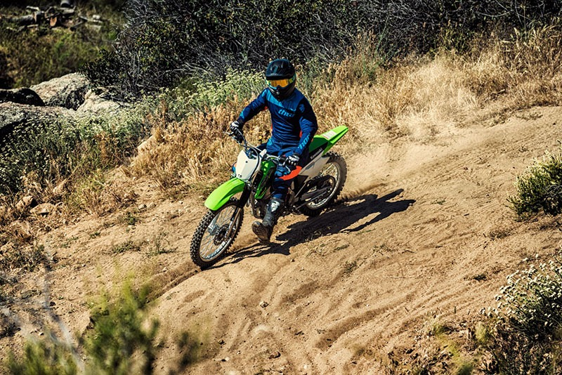 2019 Kawasaki KLX 140G in Sacramento, California - Photo 10