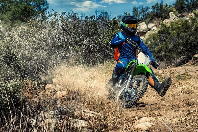 2019 Kawasaki KLX 140G in Mount Pleasant, Michigan