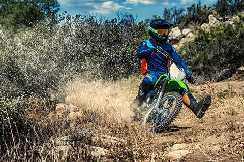 2019 Kawasaki KLX 140G in Yuba City, California
