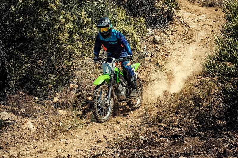 2019 Kawasaki KLX 140G in Santa Clara, California - Photo 11