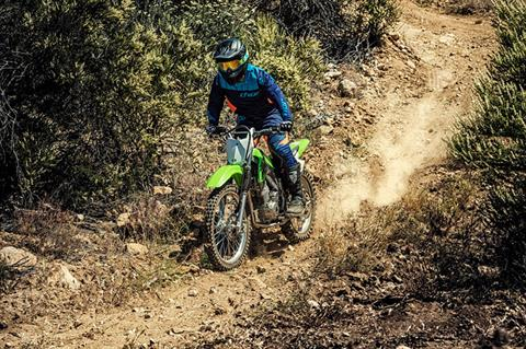 2019 Kawasaki KLX 140G in Redding, California - Photo 11
