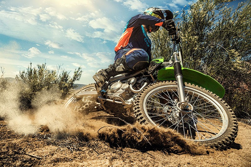 2019 Kawasaki KLX 140G in Sacramento, California - Photo 16