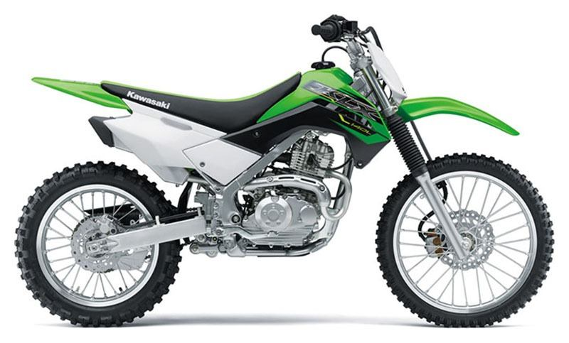 2019 Kawasaki KLX 140L in Rock Falls, Illinois