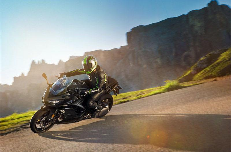 2019 Kawasaki Ninja 1000 ABS in Mount Pleasant, Michigan - Photo 4