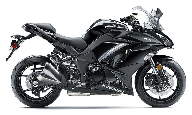 2019 Kawasaki Ninja 1000 ABS in Mount Pleasant, Michigan - Photo 1