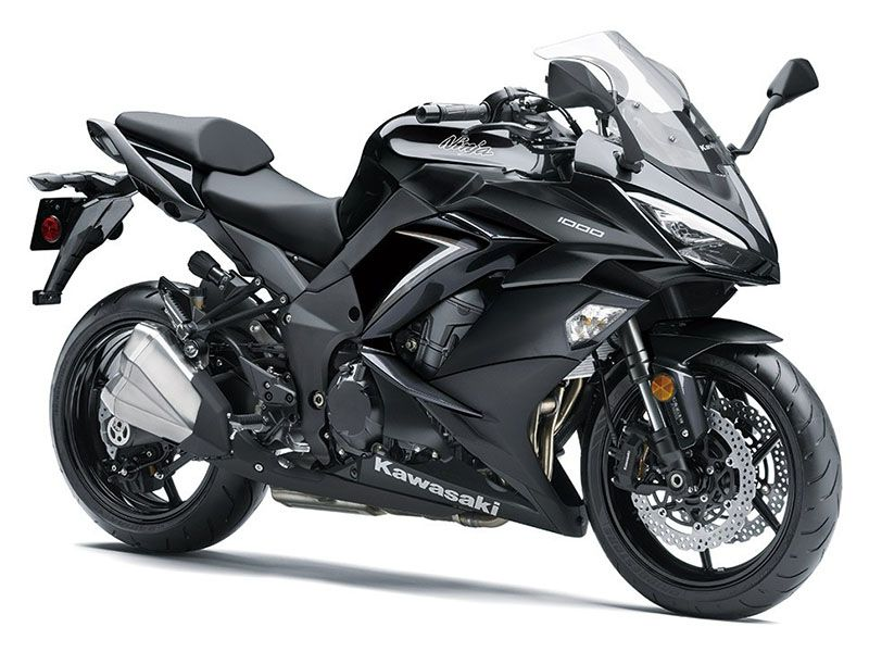 2019 Kawasaki Ninja 1000 ABS in Goleta, California