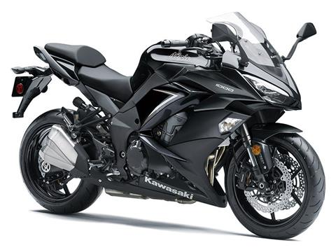 2019 Kawasaki Ninja 1000 ABS in Iowa City, Iowa