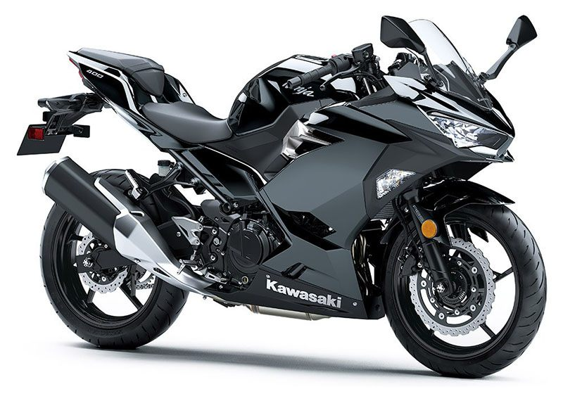 2019 Kawasaki Ninja 400 in North Reading, Massachusetts