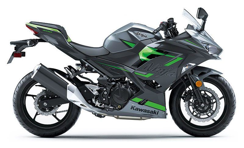 2019 Kawasaki Ninja 400 ABS in Mount Pleasant, Michigan - Photo 1