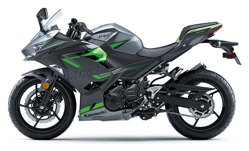 2019 Kawasaki Ninja 400 ABS in Mount Pleasant, Michigan - Photo 2