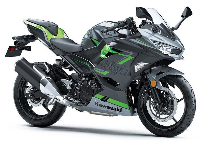 2019 Kawasaki Ninja 400 ABS in Brilliant, Ohio - Photo 3