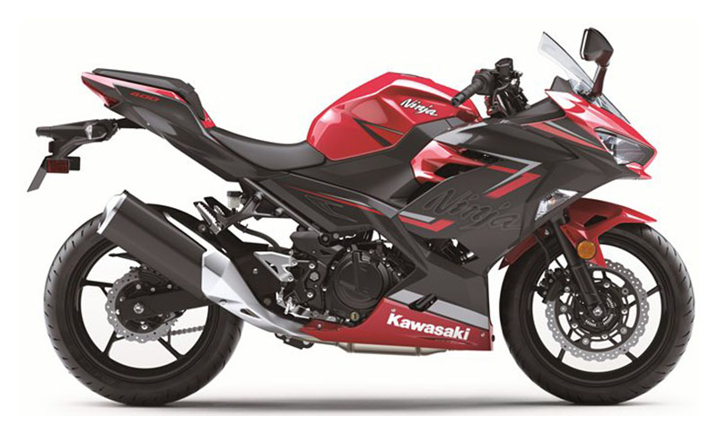 2019 Kawasaki Ninja 400 ABS in Springfield, Ohio