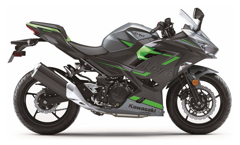 2019 Kawasaki Ninja 400 ABS in White Plains, New York