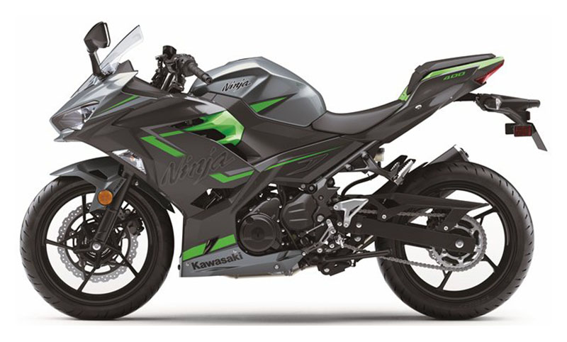 2019 Kawasaki Ninja 400 ABS in Wichita Falls, Texas