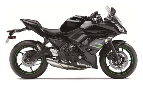 2019 Kawasaki Ninja 650 in Danville, West Virginia
