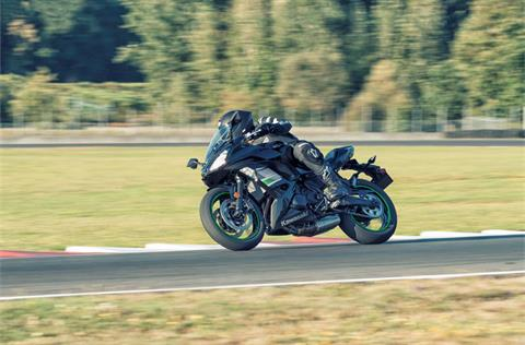 2019 Kawasaki Ninja 650 in Greenville, North Carolina