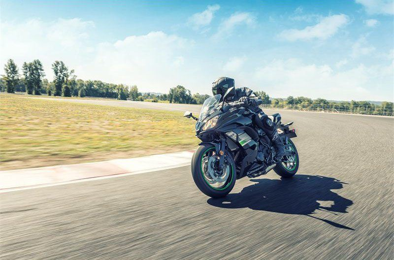 2019 Kawasaki Ninja 650 in Redding, California