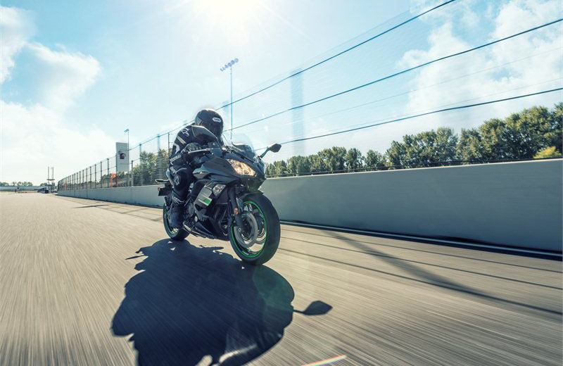 2019 Kawasaki Ninja 650 in Walton, New York