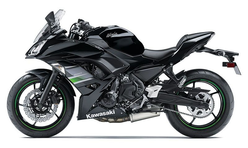 2019 Kawasaki Ninja 650 in Oklahoma City, Oklahoma - Photo 2