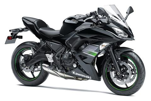 2019 Kawasaki Ninja 650 in Freeport, Illinois