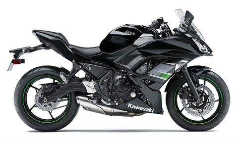2019 Kawasaki Ninja 650 ABS in Waterbury, Connecticut