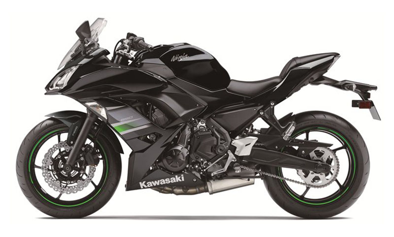 2019 Kawasaki Ninja 650 ABS in Greenville, North Carolina