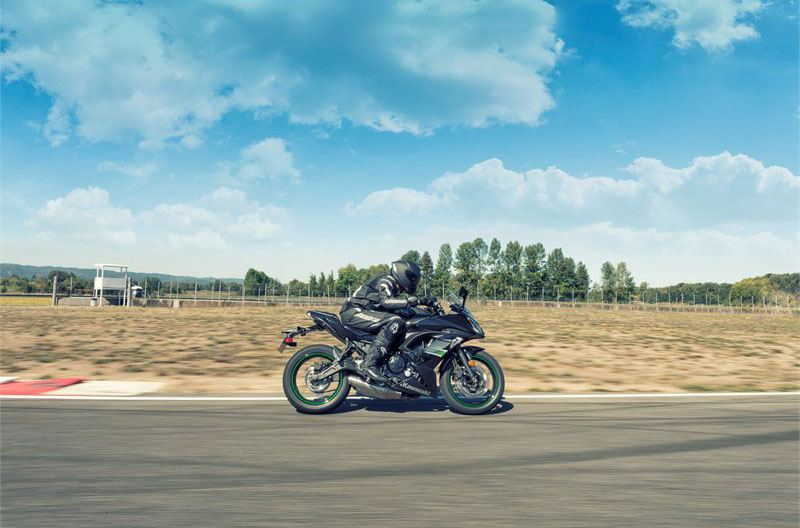 2019 Kawasaki Ninja 650 ABS in Athens, Ohio