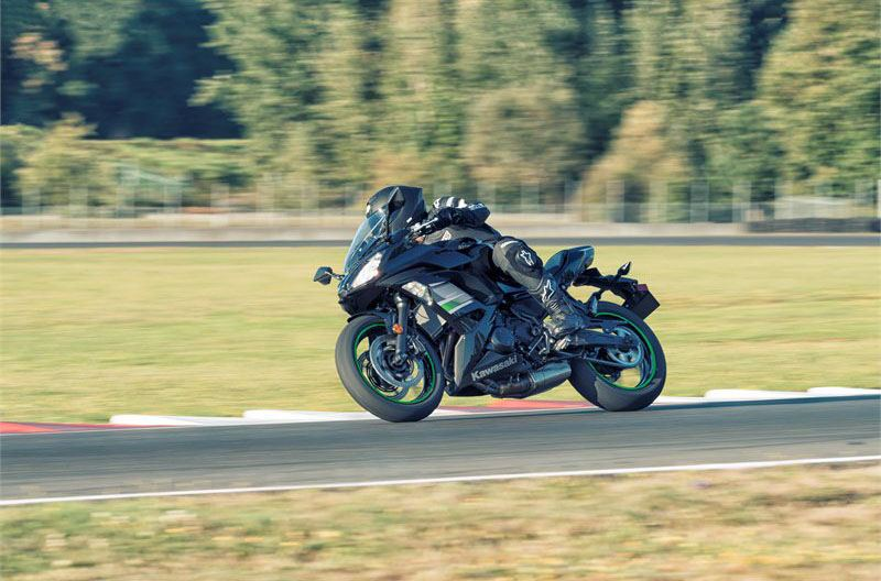 2019 Kawasaki Ninja 650 ABS in Freeport, Illinois - Photo 8