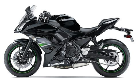 2019 Kawasaki Ninja 650 ABS in Marietta, Ohio
