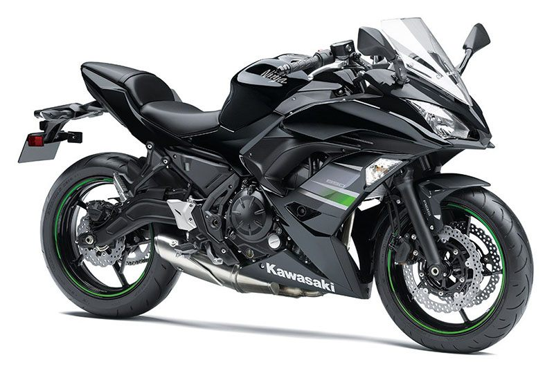 2019 Kawasaki Ninja 650 ABS in O Fallon, Illinois - Photo 3