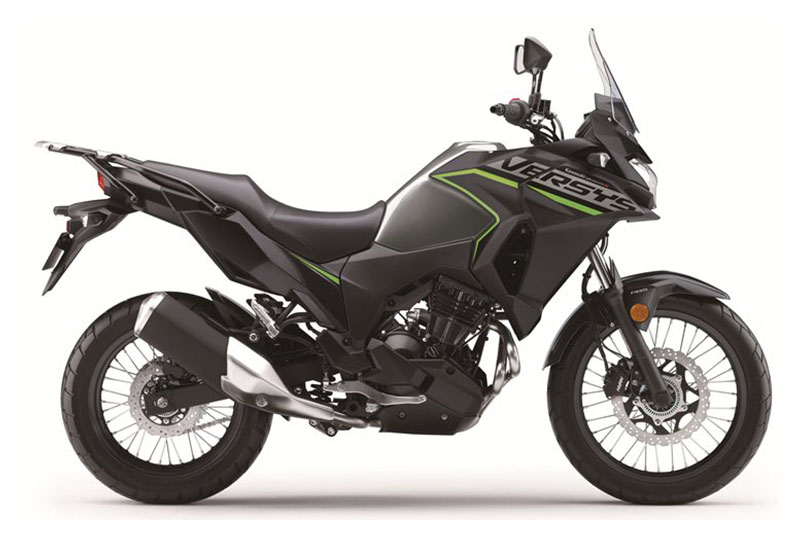 2019 Kawasaki Versys-X 300 in Ashland, Kentucky - Photo 1