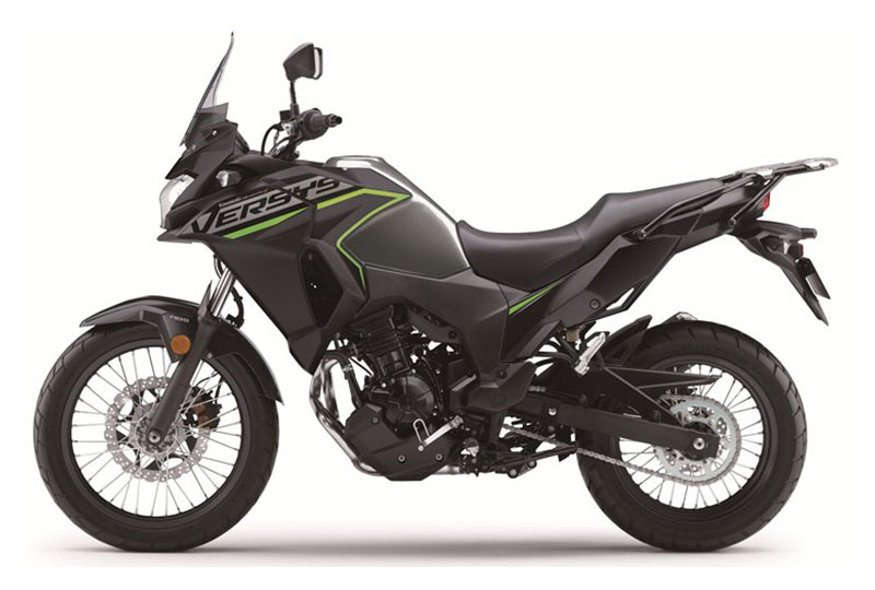 2019 Kawasaki Versys-X 300 in Mount Pleasant, Michigan