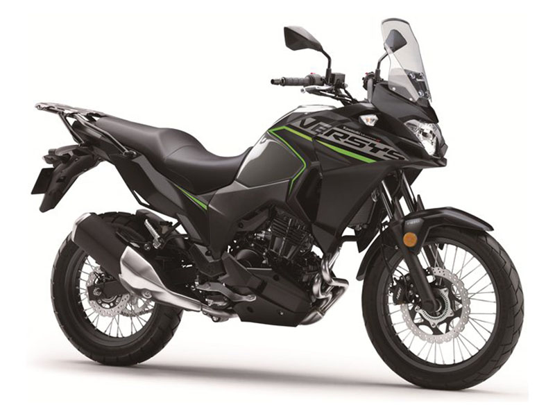 2019 Kawasaki Versys-X 300 in Dubuque, Iowa